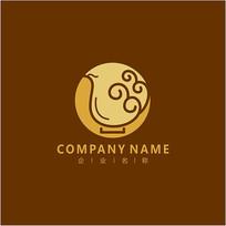 餐饮餐厅中式标志logo