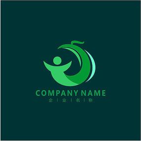 儿童 教育 培训 标志 logo