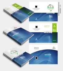 网络科技封面模版