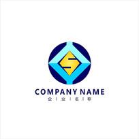 字母YS 金融 投资 标志 logo