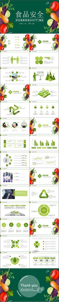 绿色蔬食品安全ppt课件