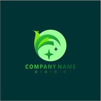 凤凰 农产品 医药 标志 logo