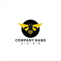 蜜蜂 蜂蜜 标志 logo