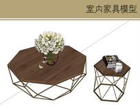 好看的一款桌子模型
