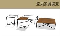 折叠铸铁桌子