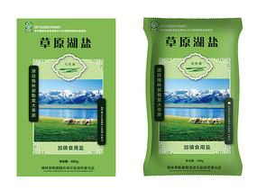 袋装绿色食品包装设计