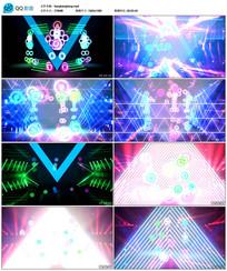 bigbang舞台背景视频