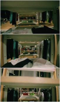 商场服装视频素材