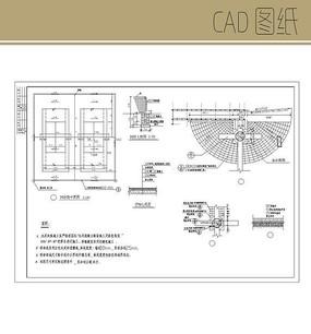 网球场CAD图纸