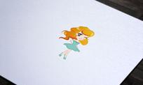 动感时尚卡通人物形象设计