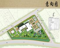医院景观设计平面图