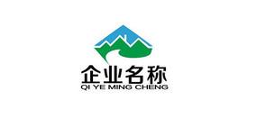 艺术山水文化logo