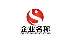 字母S科技logo设计