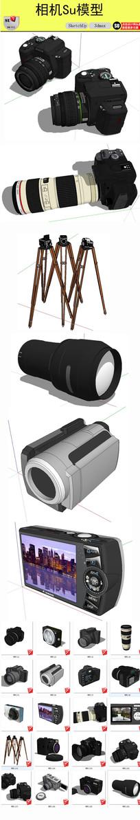 数码相机模型