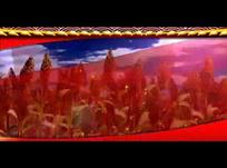 农村发展配乐歌曲背景视频