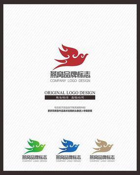 高端礼品燕窝标志设计