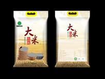 有机大米包装袋