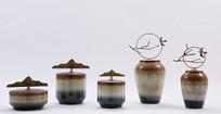 新中式饰品摆件装饰素材