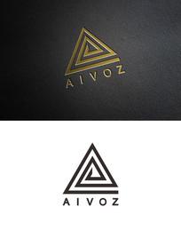 公司英文标志logo模板