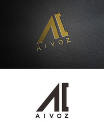 企业英文标志logo模板