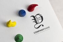 y黑色字母logo