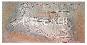 砂岩浮雕工艺装饰图案