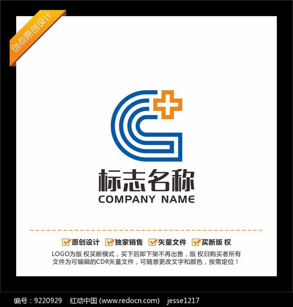 C+标志LOGO设计图片