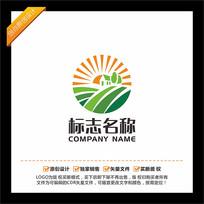 环保农业科技LOGO设计