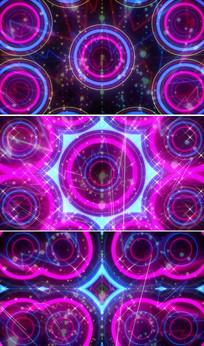 dj舞曲咚巴拉LED舞台背景
