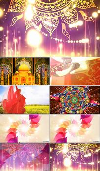 yaara印度舞曲背景肚皮舞视频