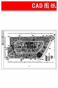 紫薇城市花园CAD平面图