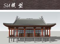 宋代水榭建筑