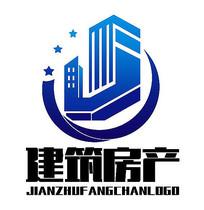 酒店建筑房地产中介logo