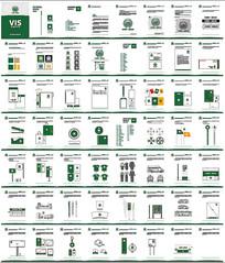 绿色原生态公司VIS手册