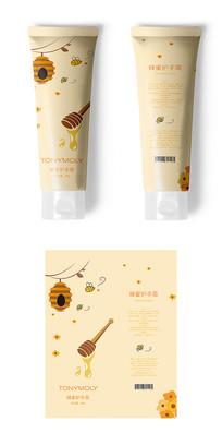 蜂蜜系列包装