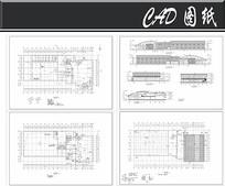 奥迪3S店建筑图