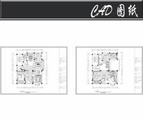 双层精装别墅平面图