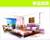 中国元素卧室