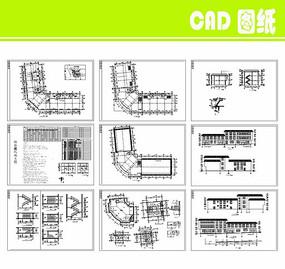 商业综合楼建筑施工图