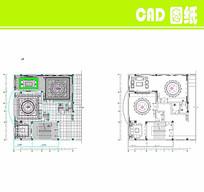 住宅建筑平面图
