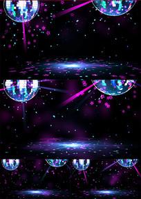DJ舞曲酒吧LED背景视频