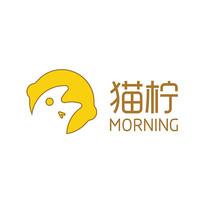 MORNING猫柠logo