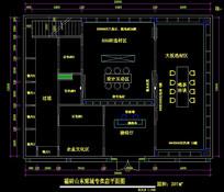 瓷砖店面规划设计图