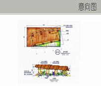 叠水榭设计详图