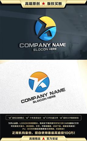 k字母开头logo