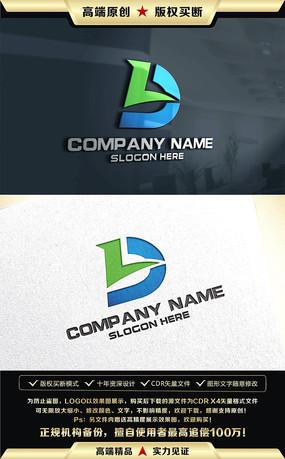 l字母开头logo