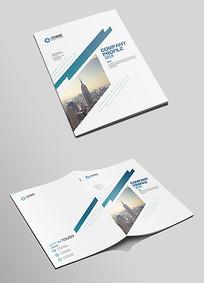 高端大气企业产品画册封面设计
