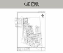 住宅景观CAD平面图
