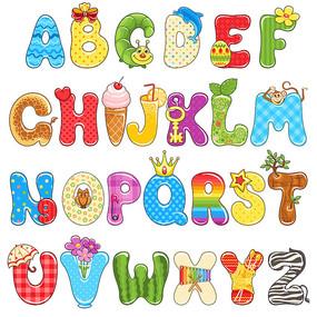 英文logo字体设计