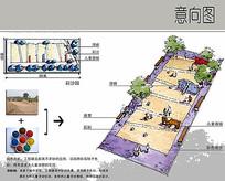 彩砂园设计